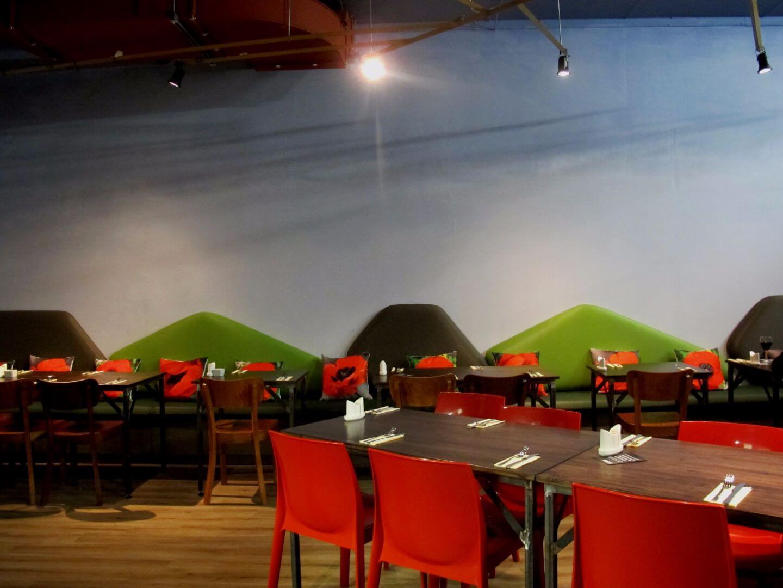 Fields Restaurant - Interior Design & Architecture