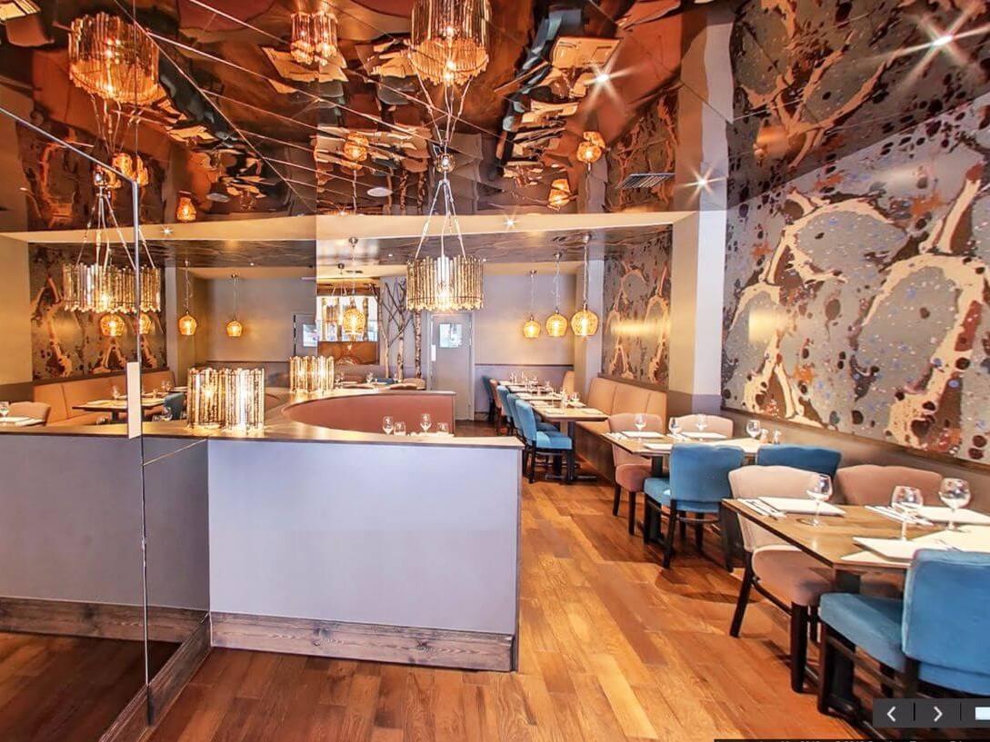interior architecture and design - Izgara Restaurant London