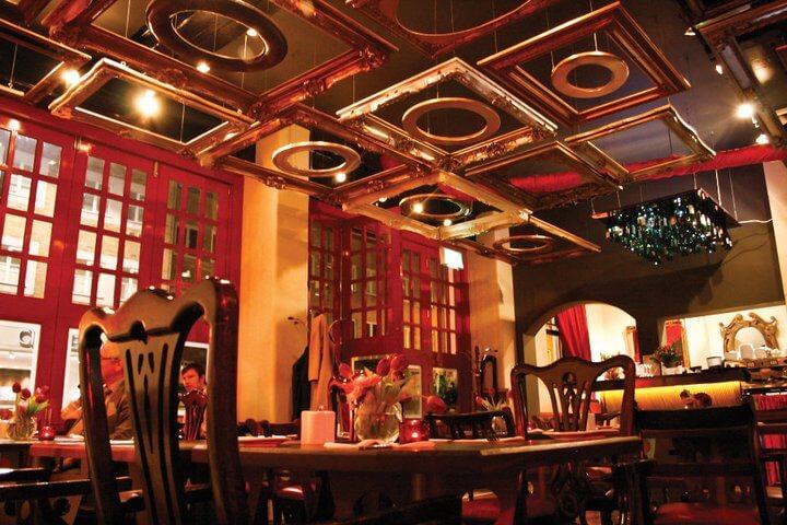 Old-Fire-Station-Restaurant - London-based interior design firm
