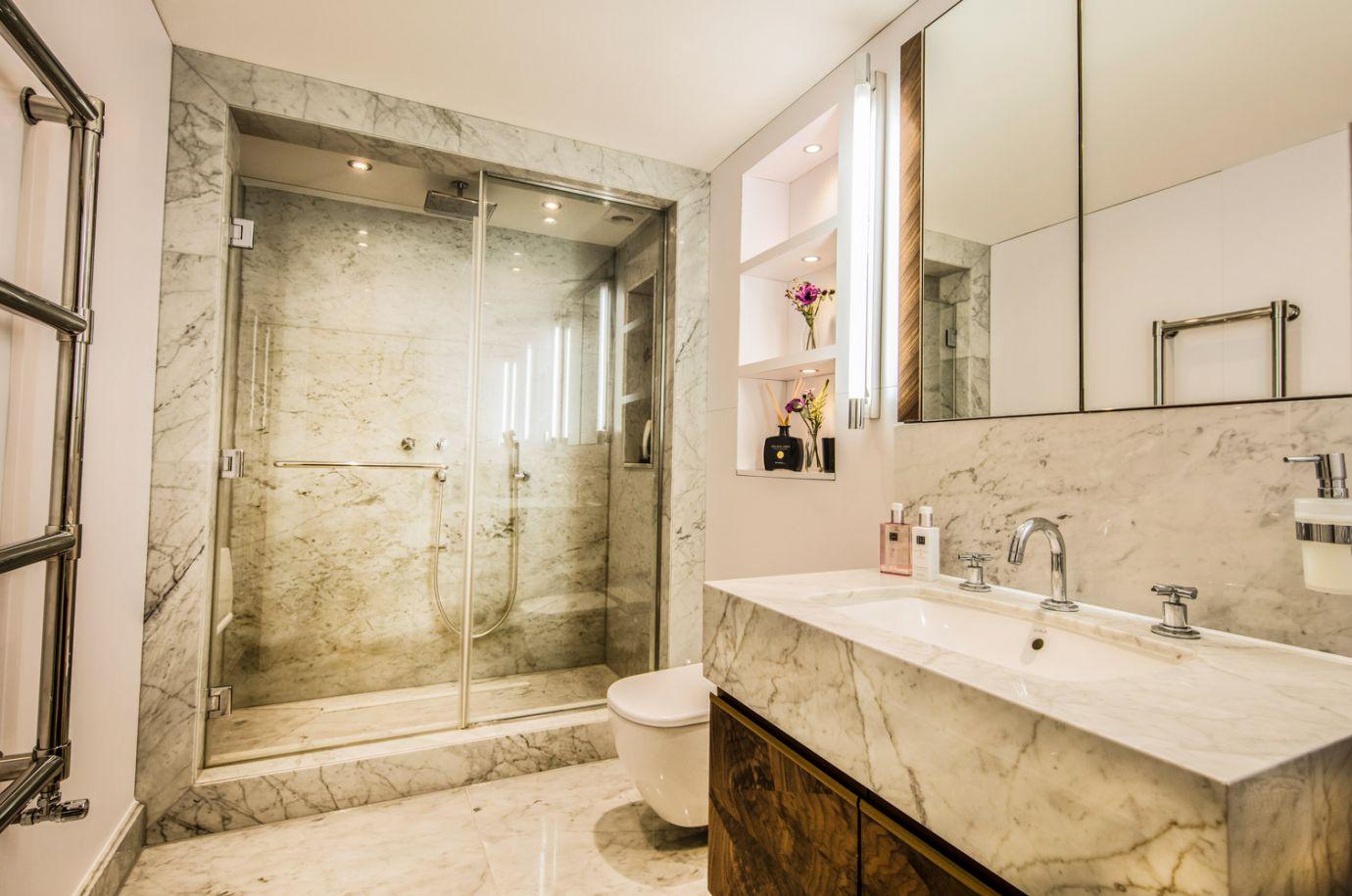 London Apartment Home Interior Design